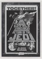 Star Wars Marathon Poster
