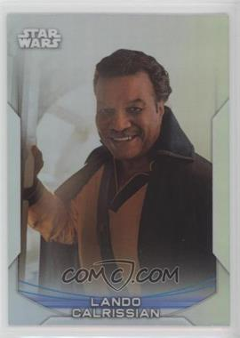 2020 Topps Star Wars Chrome Perspectives - [Base] - Refractor #21-R - Lando Calrissian [EXtoNM]