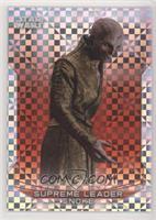 Supreme Leader Snoke #/99