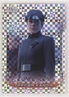Officer Kandia #/99