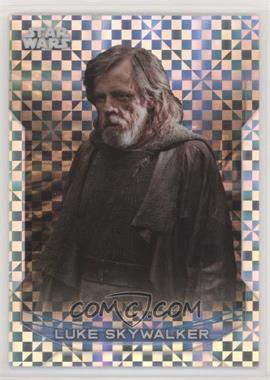 2020 Topps Star Wars Chrome Perspectives - [Base] - X-Fractor #6-R - Luke Skywalker /99