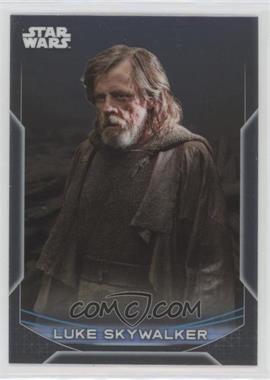 2020 Topps Star Wars Chrome Perspectives - [Base] #6-R - Luke Skywalker