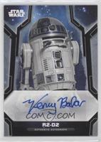 Kenny Baker as R2-D2 #/5