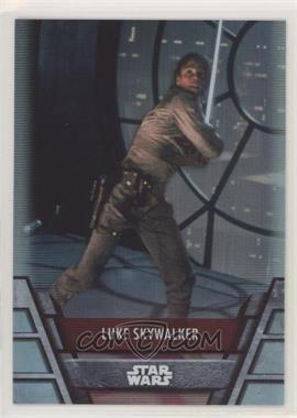 2020 Topps Star Wars Holocron - [Base] - Foilboard #REB-8 - Luke Skywalker