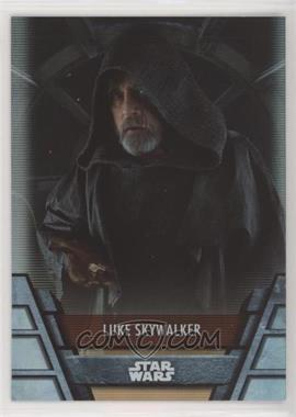 2020 Topps Star Wars Holocron - [Base] - Foilboard #RES-14 - Luke Skywalker
