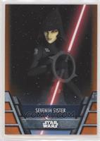 Seventh Sister #/99