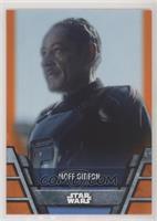 Moff Gideon #/99