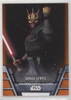 Savage Opress #/99