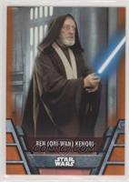 Ben (Obi-Wan) Kenobi #/99