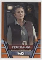 General Leia Organa #/99