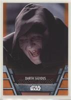 Darth Sidious #/99