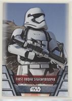 First Order Stromtrooper