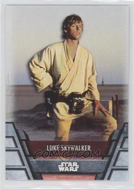 2020 Topps Star Wars Holocron - [Base] #REB-1 - Luke Skywalker