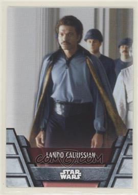 2020 Topps Star Wars Holocron - [Base] #REB-11 - Lando Calrissian
