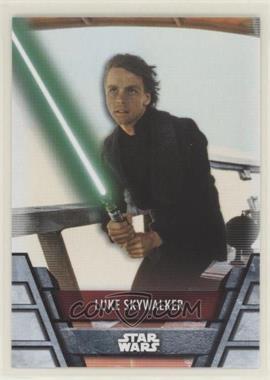 2020 Topps Star Wars Holocron - [Base] #REB-15 - Luke Skywalker