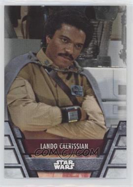 2020 Topps Star Wars Holocron - [Base] #REB-18 - Lando Calrissian