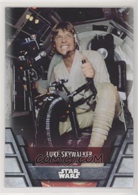 2020 Topps Star Wars Holocron - [Base] #REB-1S - SP - Luke Skywalker