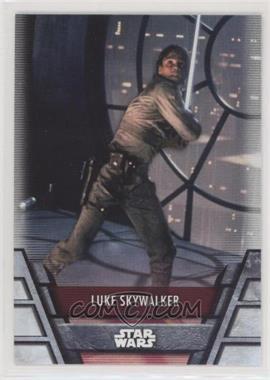2020 Topps Star Wars Holocron - [Base] #REB-8 - Luke Skywalker