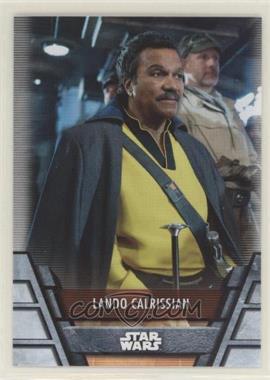 2020 Topps Star Wars Holocron - [Base] #RES-25 - Lando Calrissian