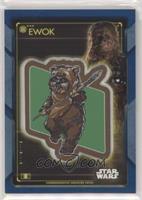 Ewok Patch - Chewbacca #/50