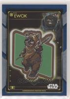 Ewok Patch - Tokkat #/50