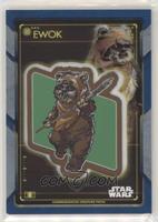 Ewok Patch - Wicket #/50
