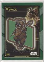 Ewok Patch - Paploo #/99