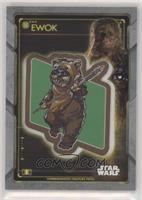 Ewok Patch - Chewbacca