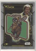 Ewok Patch - Han Solo