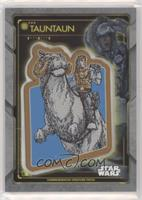 Tauntaun Patch - Han Solo