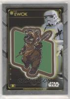 Ewok Patch - Stormtrooper