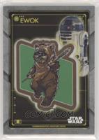 Ewok Patch - R2-D2
