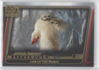 Lair of the Wampa #/25