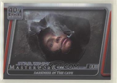 2020 Topps Star Wars Masterwork - The Empire Strikes Back 40th Anniversary #ESB - 16 - Darkness in the Cave