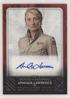 Amanda Lawrence as Commander D'Acy #/99