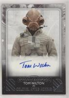 Tom Wilton as Colonel Aftab Ackbar