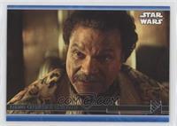 Lando Calrissian Revealed
