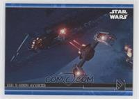 The Y-Wing Attacks