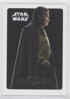 2020 Topps Star Wars Rise of Skywalker Series 2 - Character Poster #TP-4 - Lando Calrissian