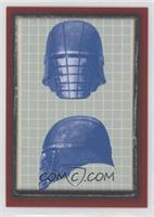 Vicrul's Helmet #/99