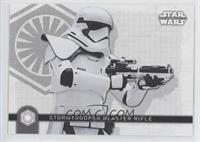 Stormtrooper Blaster Rifle