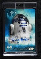 Kenny Baker as R2-D2 [Uncirculated] #/25