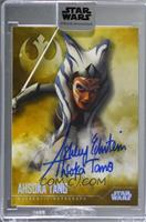 Ashley Eckstein as Ahsoka Tano [Uncirculated] #/5