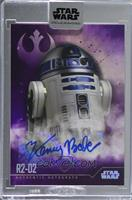 Kenny Baker as R2-D2 [Uncirculated] #/10