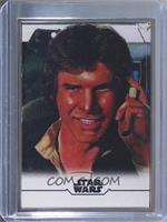 Han Solo (Carlos Cabaleiro) #/100