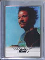 Lando Calrissian (Carlos Cabaleiro) #/100
