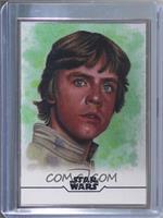 Luke Skywalker (Louise Draper) #/100