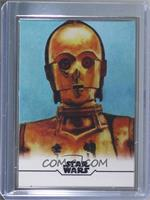 C-3PO (Carlos Cabaleiro) #/100