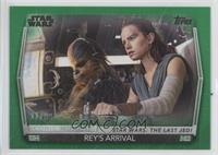 Rey's Arrival #/99