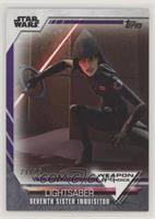 Seventh Sister Inquisitor #/25